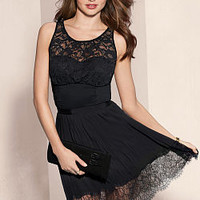 Lace-trim Skirt - Victoria's Secret