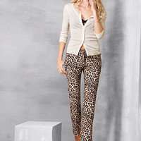 The Frankie Trouser in Crepe - Victoria's Secret