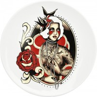 SOURPUSS HARLOW PLATTER - Housewares