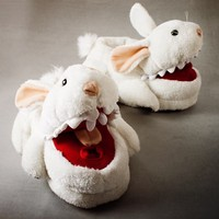 KILLER BUNNY SLIPPERS