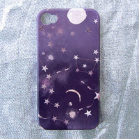 Constellations Case iPhone 4/4s/5/5s by Nikki Strange