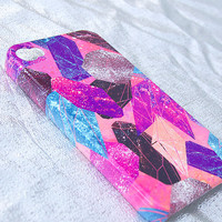 Gem Pop Case iPhone 4/4s/5/5s by Nikki Strange