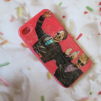 Saturday Night Live Dick in a Box iPhone 4 4s Glitter Cover