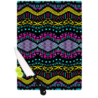 "Pom Graphic Design ""Tribal Dominance"" Cutting Board"