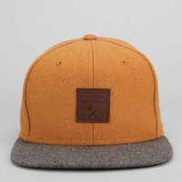 Us Versus Them Scroll Snapback Hat - Urban Outfitters