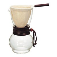 TGS | Hario Drip Pot Woodneck 480ml - Kitchen - By Category