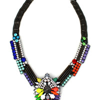Winter Neon Necklace