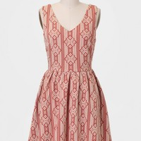 Sun Will Rise Embroidered Dress