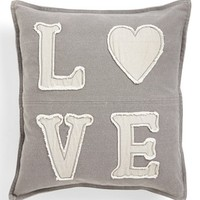 Spencer N. Home 'Love' Pillow | Nordstrom