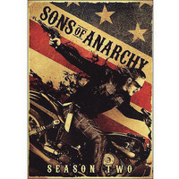 Walmart: Sons Of Anarchy: Season 2 (Widescreen)