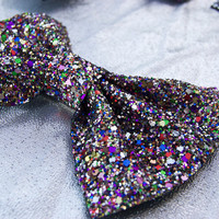 Winter Glitter Bows by Crown & Glory