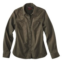 Merona® Women's Military Shirt w/Box Pleat - Assorted Colors