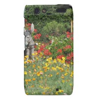 Flowers Droid RAZR Case