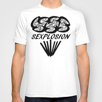 SEXPLOSION T-shirt by Richard Casillas