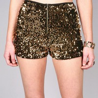 Disco Queen Shorts