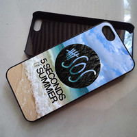 5 Seconds Of Summer on iPhone 5C Case, iPhone 5S/5 Case, iPHone 4S/4 Case, Samsung Galaxy S3/S4, Premium Case Cover