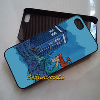 Ariel Tardis iPhone 5C Case, iPhone 5S/5 Case, iPHone 4S/4 Case, Samsung Galaxy S3/S4, Premium Case Cover