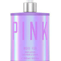 MORE FUN Body Lotion - PINK - Victoria's Secret