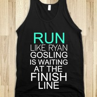 RYAN GOSLING WORK OUT TANK