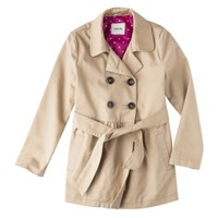 Cherokee® Girls' Trench Coat