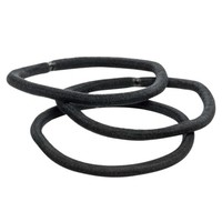 Goody 17Ct Ouchless 4Mm Black Elastic
