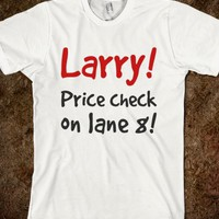 Impractical Jokers: Larry! Price Check on Lane 8!