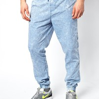 Afends Acid Wash Beach Pants