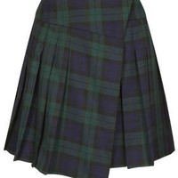 ASYMETRIC CHECK KILT