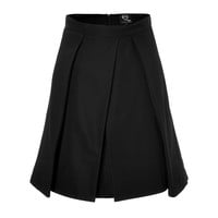 McQ Alexander McQueen - Inverted Pleat Skirts