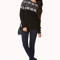 Favorite Fair Isle Sweater