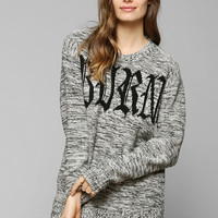 UNIF Burn Sweater  - Urban Outfitters