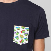 Junk Food Ninja Turtle Pocket Tee - Urban Outfitters