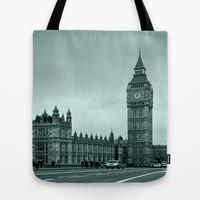 Big Ben Tote Bag by Alice Gosling