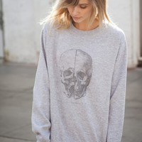 ERICA SKELETON SWEATER