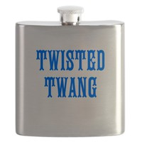 TWISTED TWANG Flask