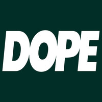 Dope Logo White Ink | Hope4Pope.org