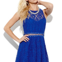 StyleStalker Block Party Dress at PacSun.com