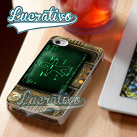 Game Pipboy 3000 - iPhone 4/4s/5/5s/5c Case - Samsung Galaxy S2/S3/S4 Case - Black or White