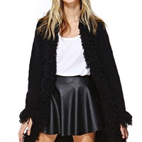 Witchy Woman Coat