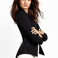 Corseted Ponte Blazer - Victoria's Secret