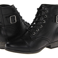Madden Girl Armie Black Paris - Zappos.com Free Shipping BOTH Ways