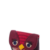 Owl of Your Change Wallet | Mod Retro Vintage Wallets | ModCloth.com