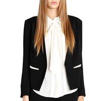Black Craze Blazer