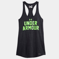 Women's UA Wordmark Tank