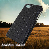 Black Keyboard Print design,Accessories,Case,Cell Phone,iPhone 5/5S/5C,iPhone 4/4S,Samsung Galaxy S3,Samsung Galaxy S4,Rubber,01/08/6/Gf