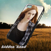 Doctor Who amy pond,Accessories,Case,Cell Phone,iPhone 5/5S/5C,iPhone 4/4S,Samsung Galaxy S3,Samsung Galaxy S4,Rubber,01/08/11/Gf