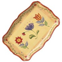 Pfaltzgraff® Napoli Rectangular Serving Platter