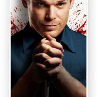 Dexter Morgan Micheal C Hall Angel iPhone 5 Case