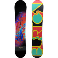 BURTON Women's Feelgood Flying V Snowboard - 2013/2014