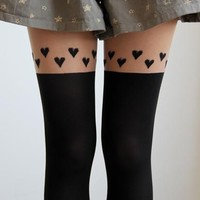 Love Sexy Stockings 1BADBDB from threelittlebirds